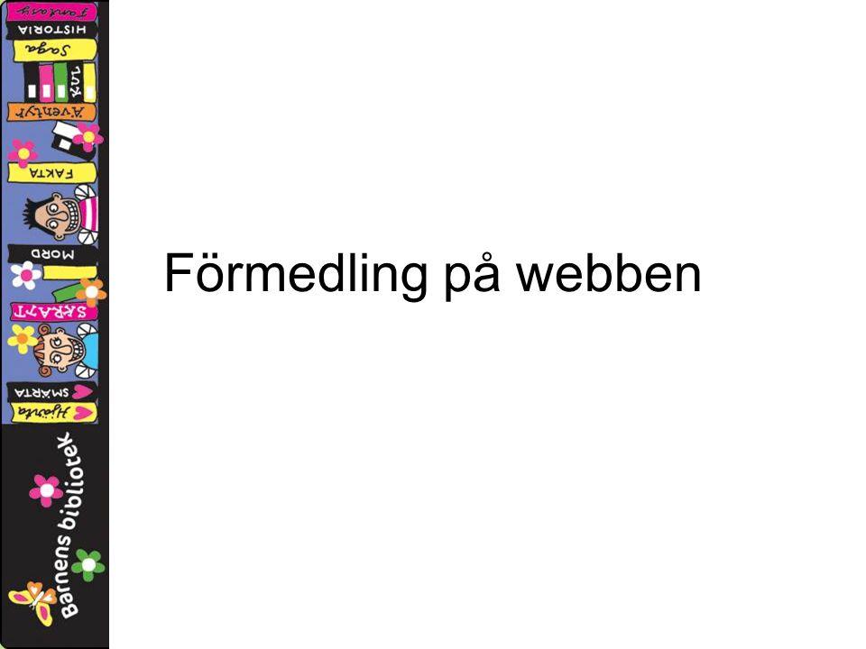 Vad gör Barnensbibliotek.se.