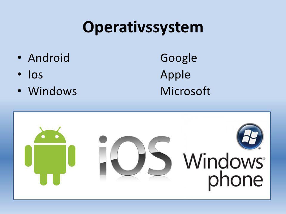 Mobilappar Program som används i smarttelefoner och tabletter kallas mobilapplikationer.