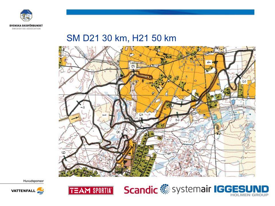 SM D21 30 km, H21 50 km