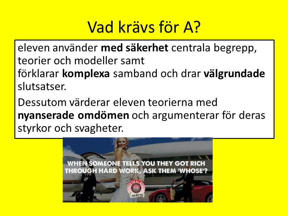 Exempel ur en klass för sig av Fanny Ambjörnsson Sp-tjejer om BF Vill du veta vad folk egentligen tycker.
