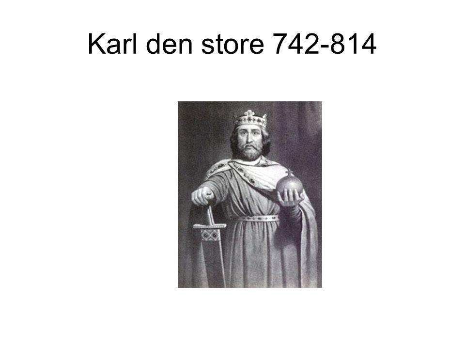 Karl den store 742-814