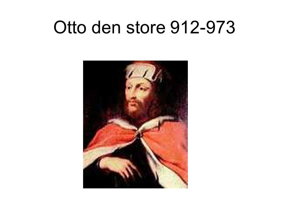 Otto den store 912-973