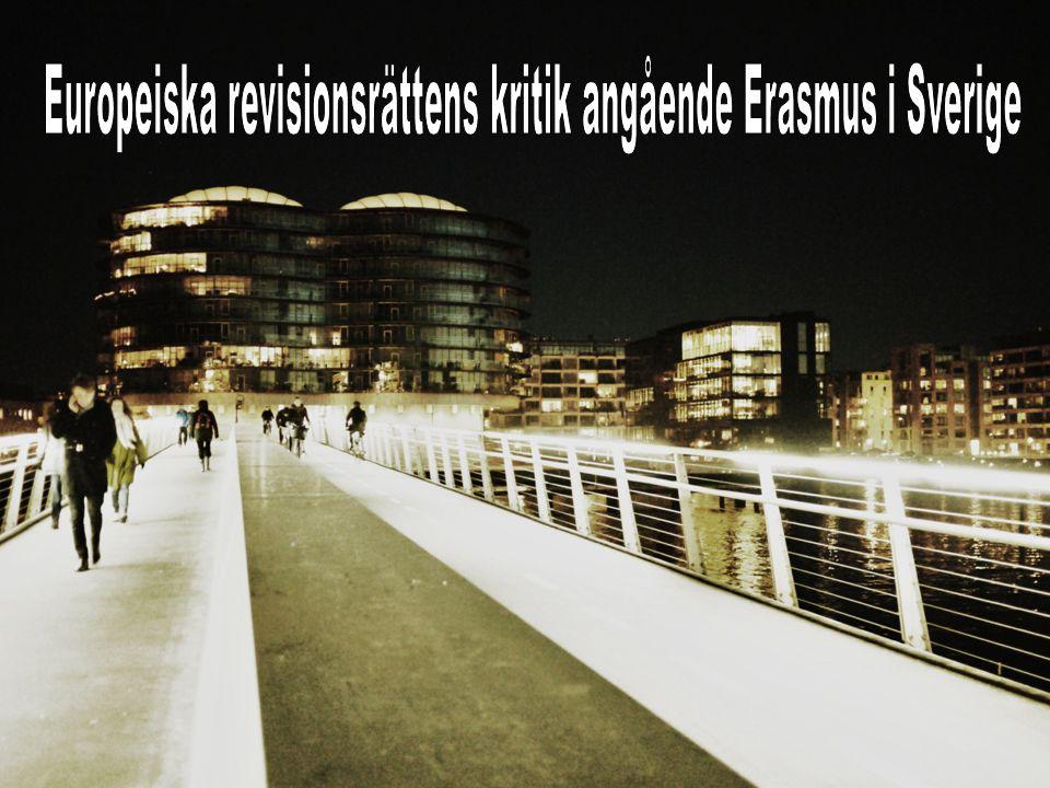 Erasmus Erasmusansvarigmöte 2011-11-16