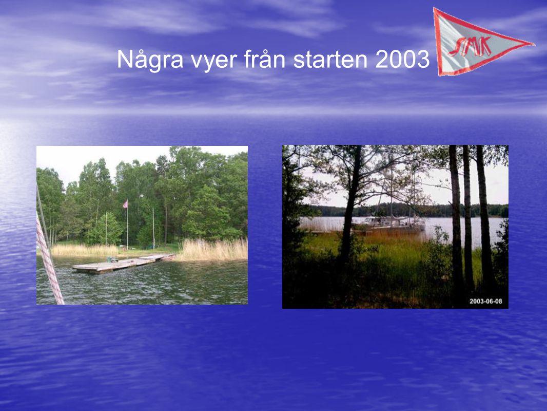 Några vyer från starten 2003
