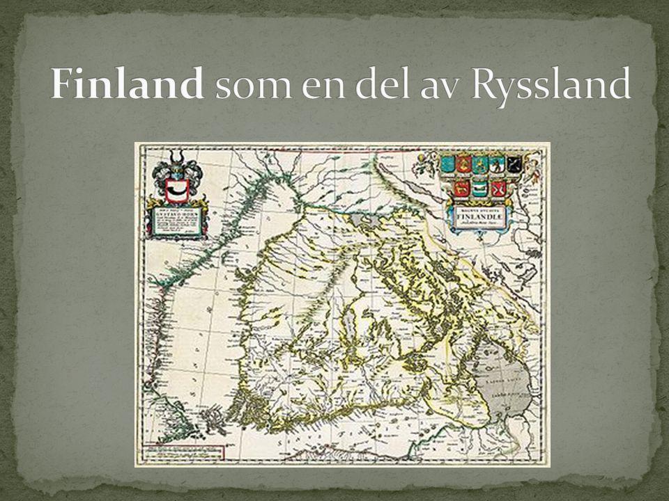 I Finland inleddes industrialiseringen på 1860-talet.