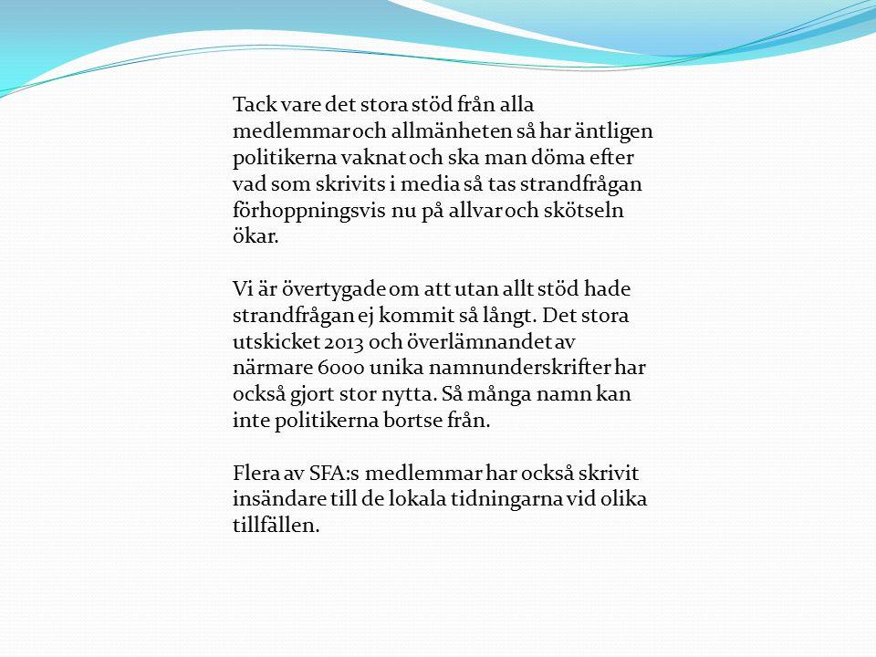 Den 27 augusti inbjöds samtliga politiska partier och intresseföreningar till en paneldebatt på Hökagården i Mellbystrand.