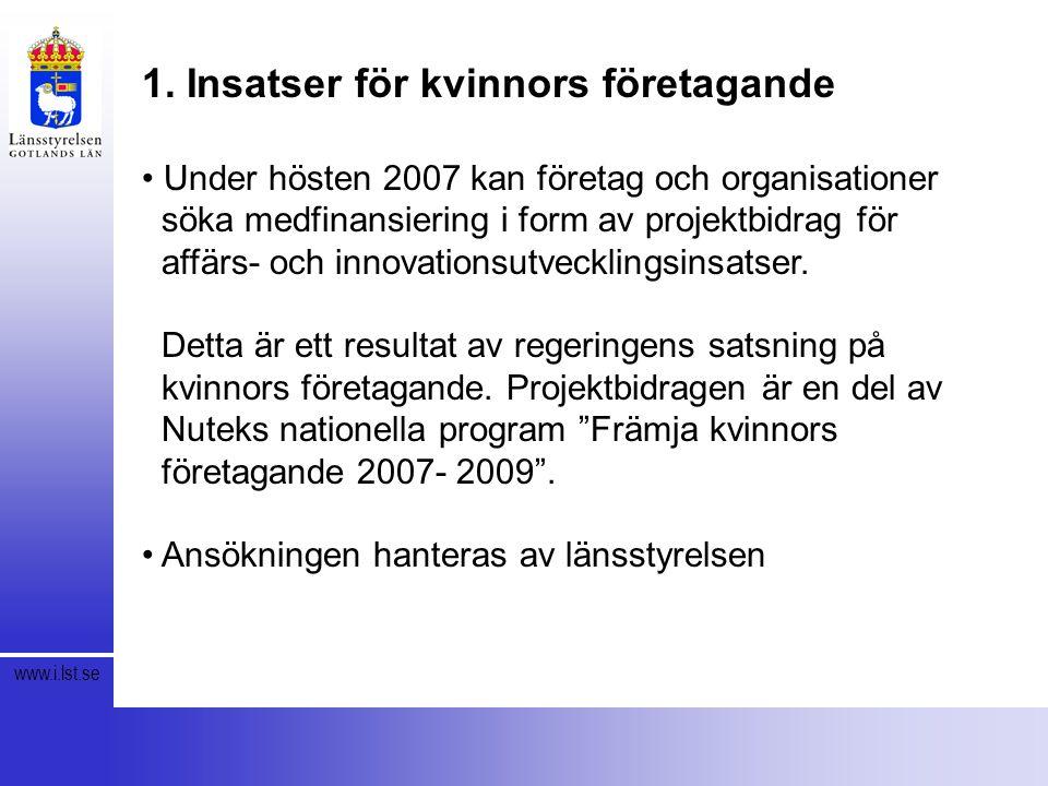 www.i.lst.se 1.