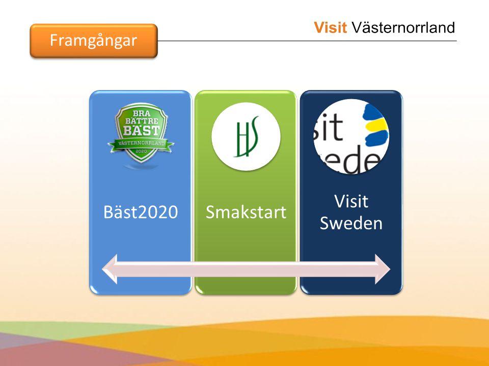 Til Visit Västernorrland Statistik Omvärldsbevakning Myndighetskontakt .