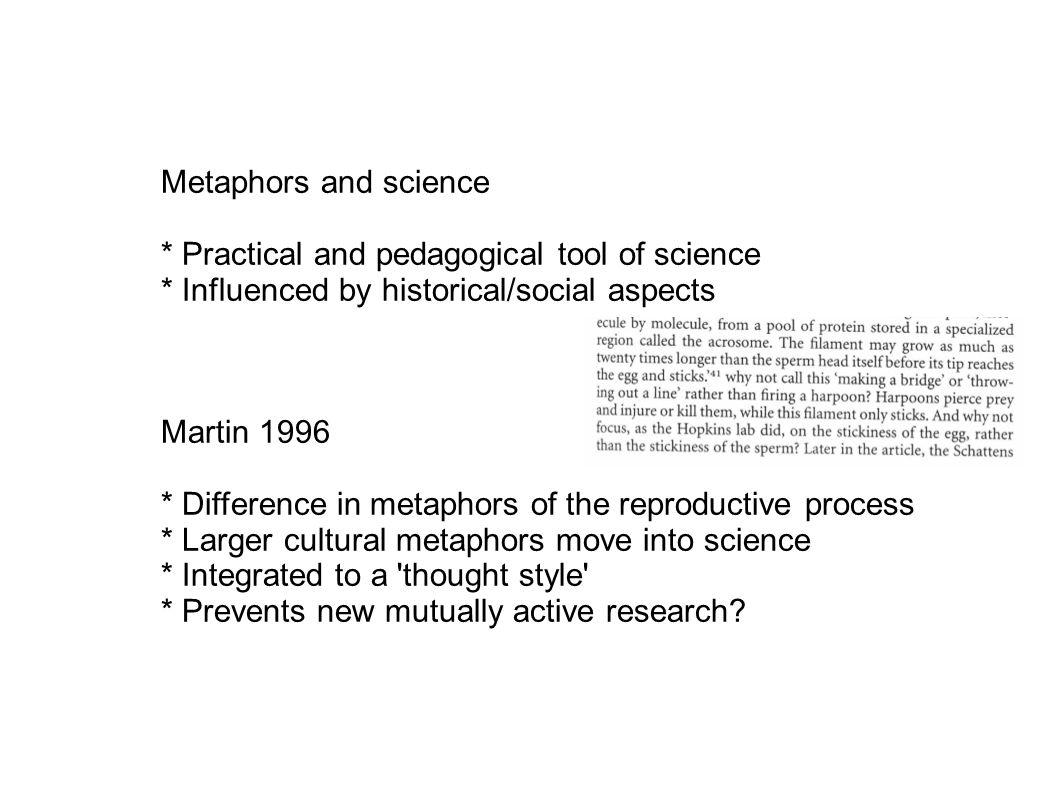 Longino 2005 ● Process vs.innehåll ● Feministiska värderingar i en värderingsfri vetenskap.