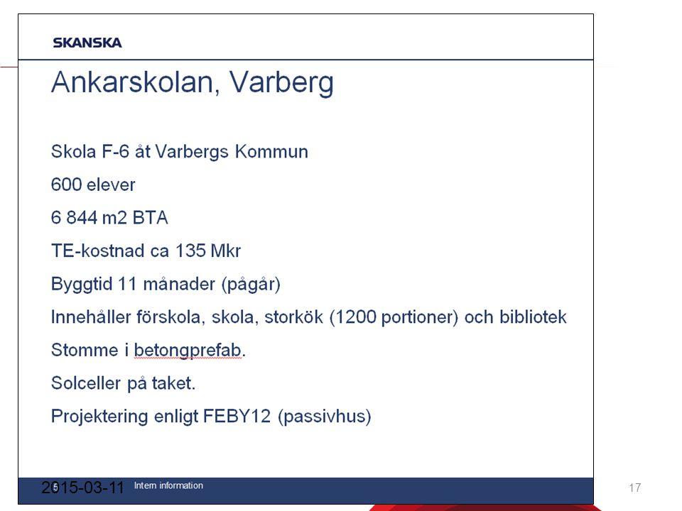 Varberg 2015-03-11 17