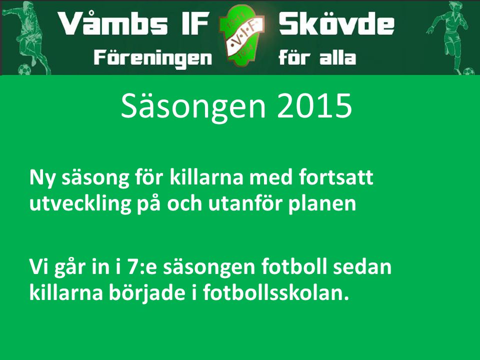 Läger och utbildning Västgöta zonläger för killar födda 2002 – 7-9 Augusti i Tidaholm, 2.5 dagar med övernattning – 1300 kr – Målgrupp : Spelare som vill utvecklas till duktiga fotbollsspelare – träningsflitiga som vill lära sig nya saker.