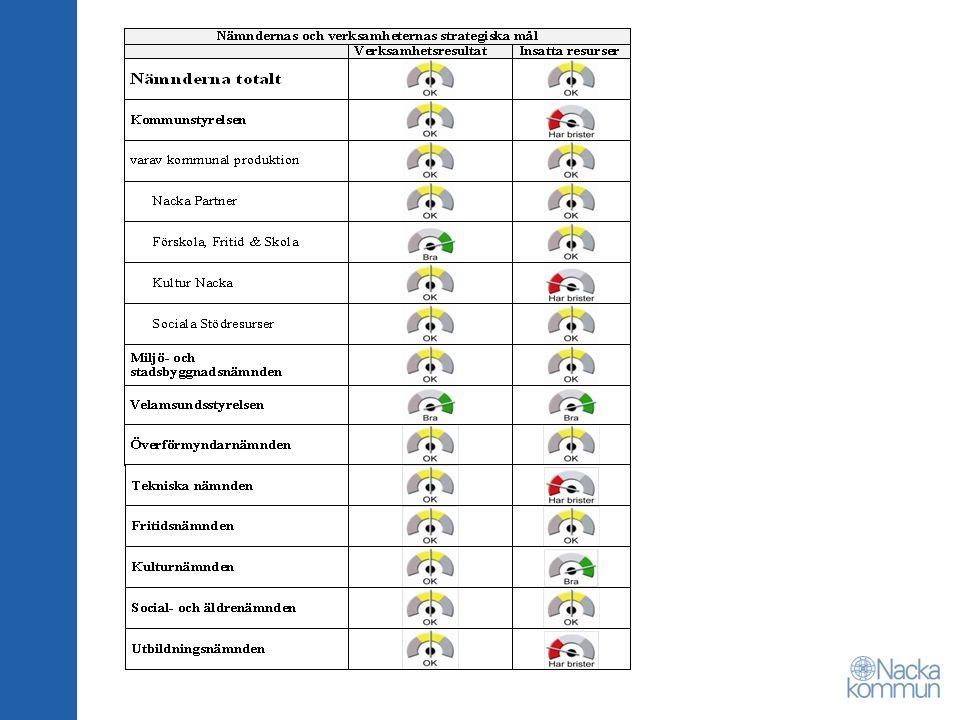 Resultaträkning april 2010