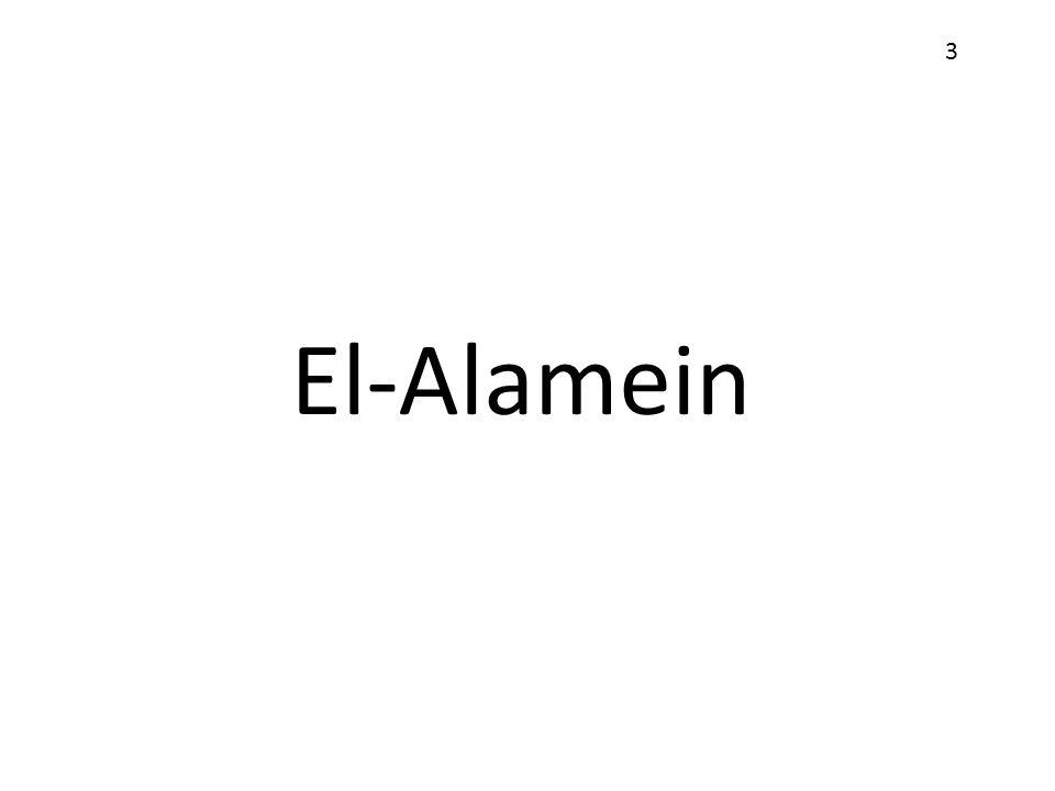 El-Alamein 3