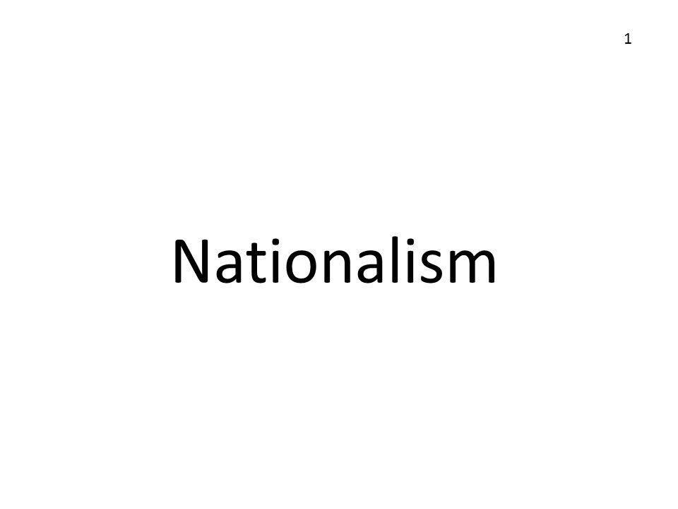 Nationalism 1
