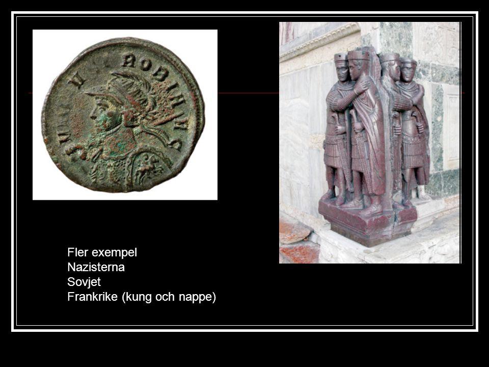Fler exempel Nazisterna Sovjet Frankrike (kung och nappe)