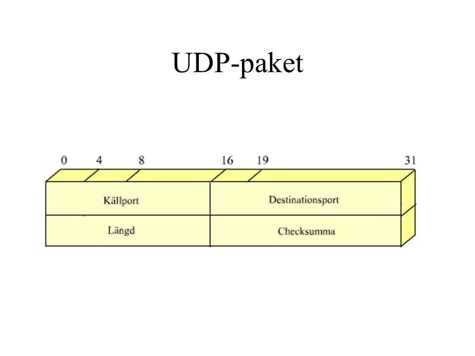 UDP-paket