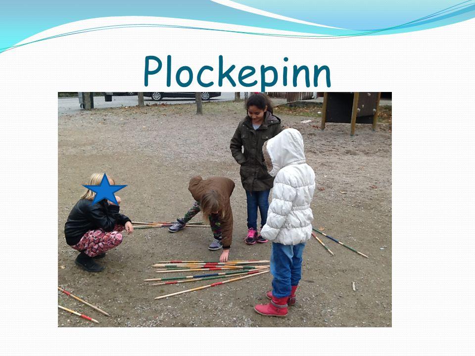 Plockepinn
