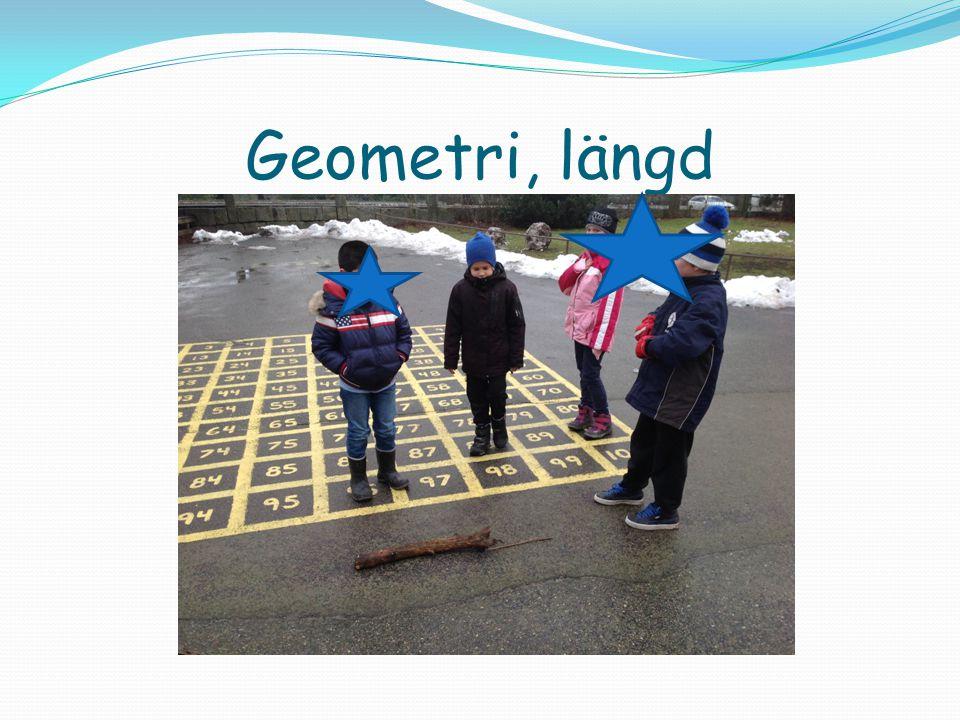 Geometri, omkrets
