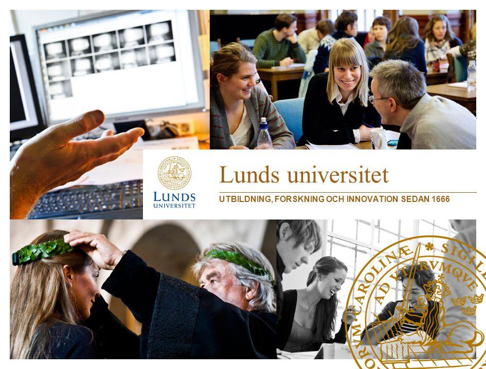 Ett universitet i världsklass Grundat 1666 47 700 studenter (individer), varav 6 400 internationella 7 500 anställda, varav 840 professorer 4 350 lärare/forskare och doktorander 286 utbildningsprogram 100 masterprogram 500 kurser på engelska