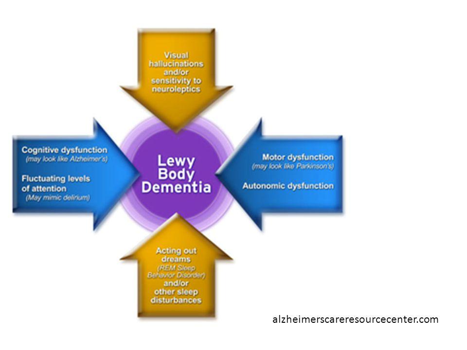 Lewybody demens alzheimerscareresourcecenter.com