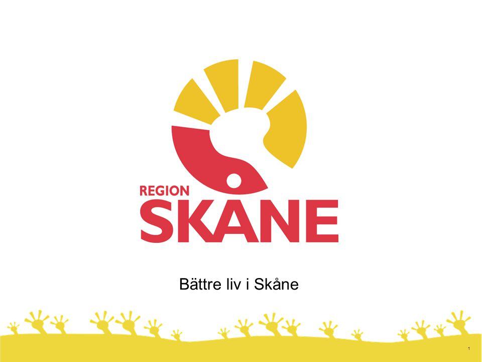 1 Bättre liv i Skåne