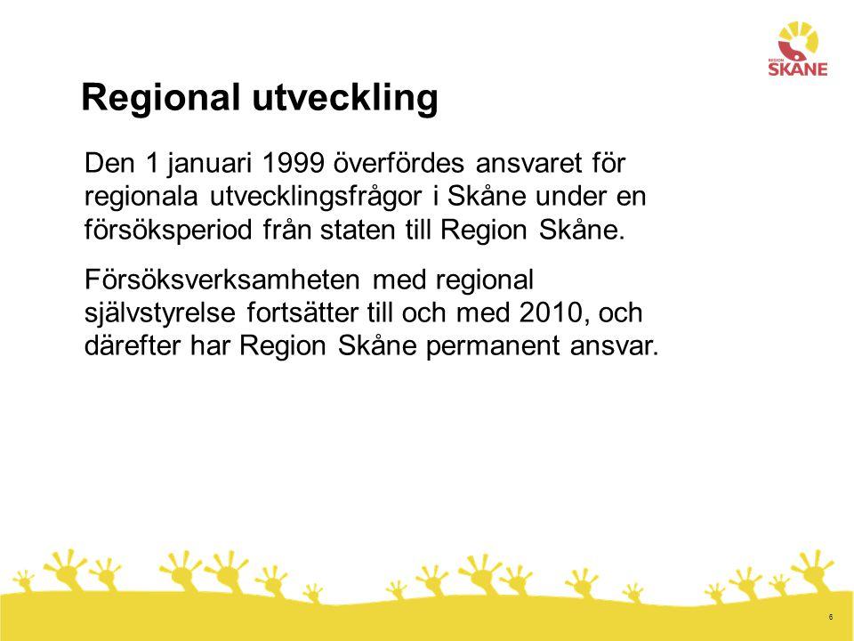 7  10 sjukhus i Skåne 9 i egen förvaltning, 1 på entreprenad  Primärvården Skåne Cirka 110 vårdcentraler  Folktandvården Cirka 130 kliniker  Vårdavtal med privat vårdgivare Hälso- och sjukvård