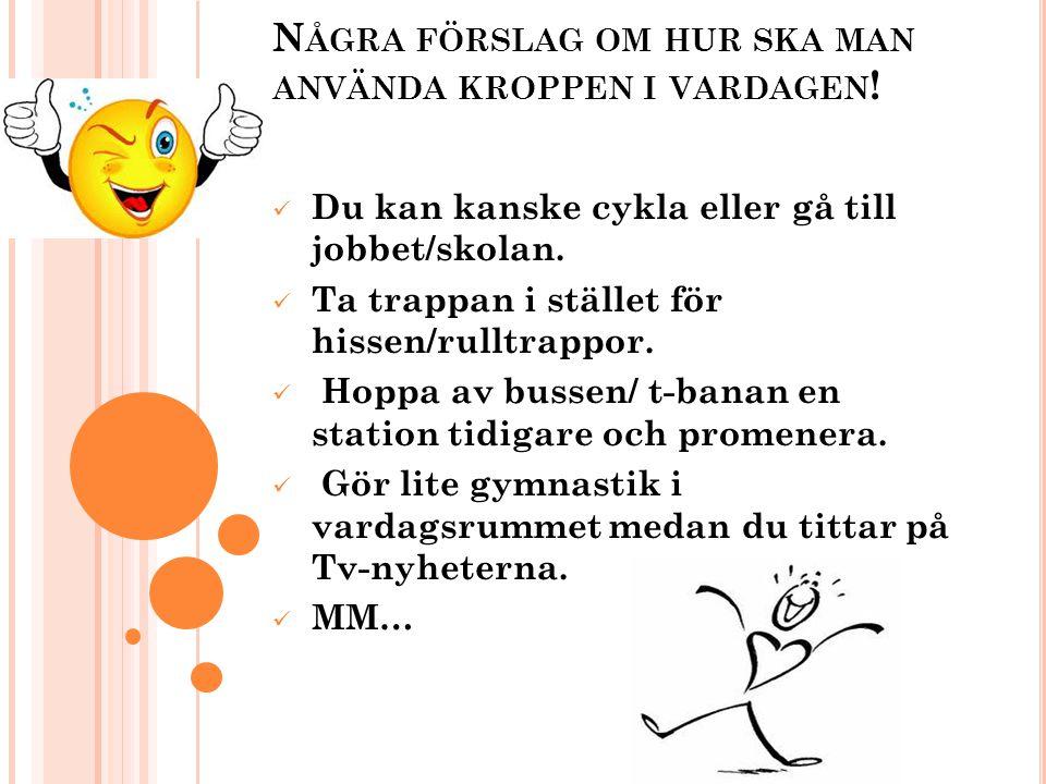 MELISSAS KASUMOVIC UTVÄRDERING UNDER 5 VECKORS PERIOD .