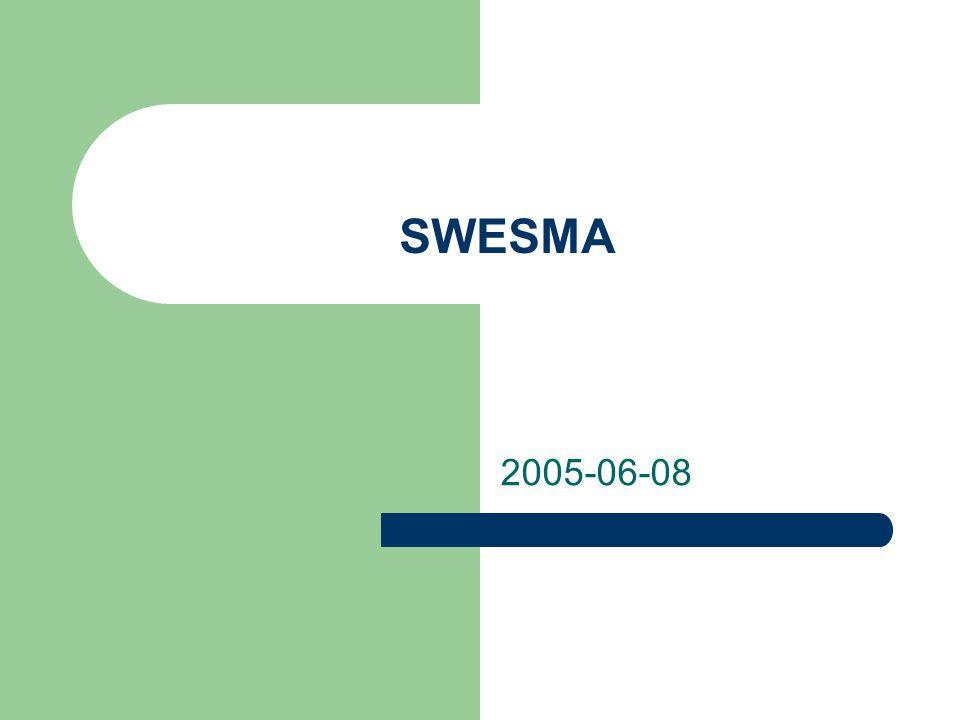 SWESMA 2005-06-08