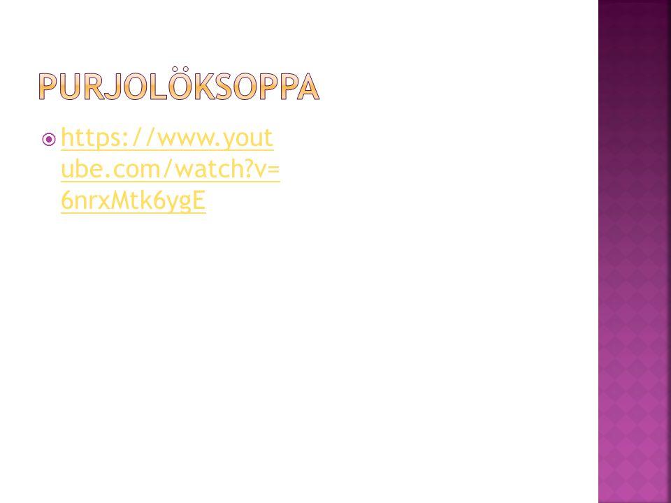 https://www.youtube.com/watch?v=H- 3LQ9LDcoc Diska snabbt och enkelt.