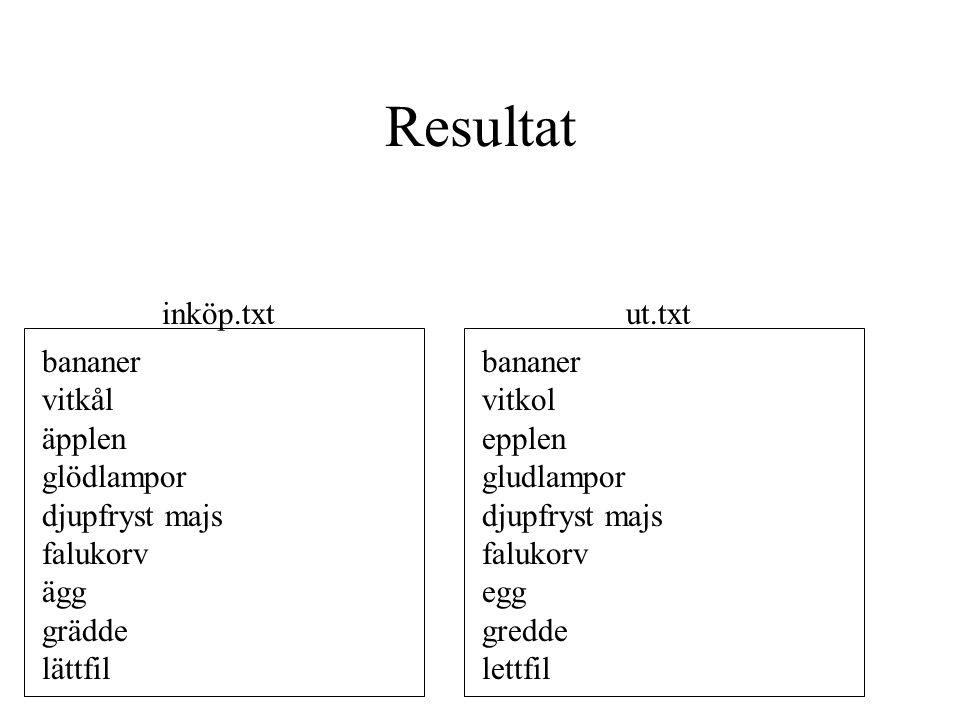 Java API Hur läser man informationen i Java API.
