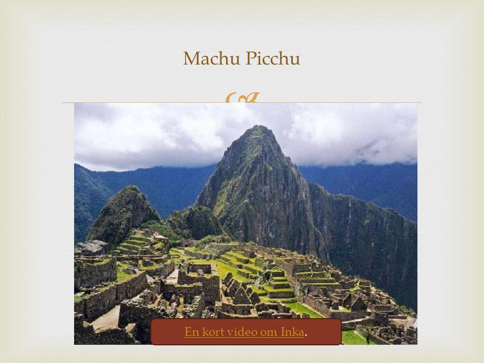  Inca Egentligen flera riken Löst sammanhållet av handel.