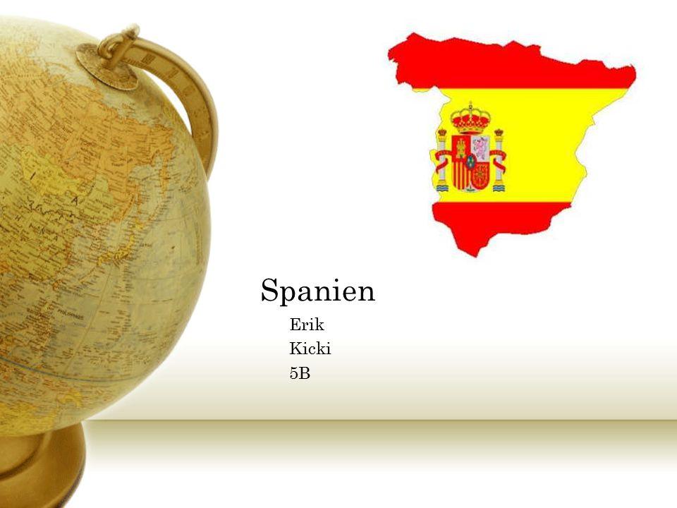 Spanien Erik Kicki 5B