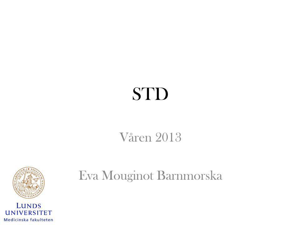 STD Våren 2013 Eva Mouginot Barnmorska