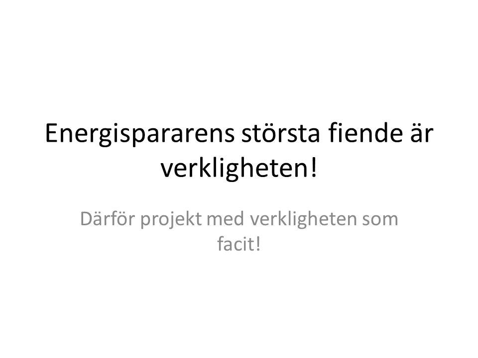 Smarta hem svårt område Vattenfall förlorade 2 000 000 000 kronor på sitt projekt SensEl för 15 år sedan Slutsatsen var att tiden inte var mogen!
