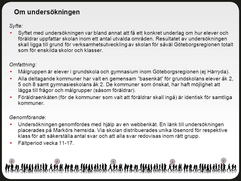 Helhetsintryck Björlandagården - Åk F-3 - Göteborgs Stad Antal svar: 77