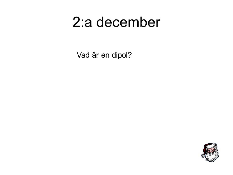23:e december