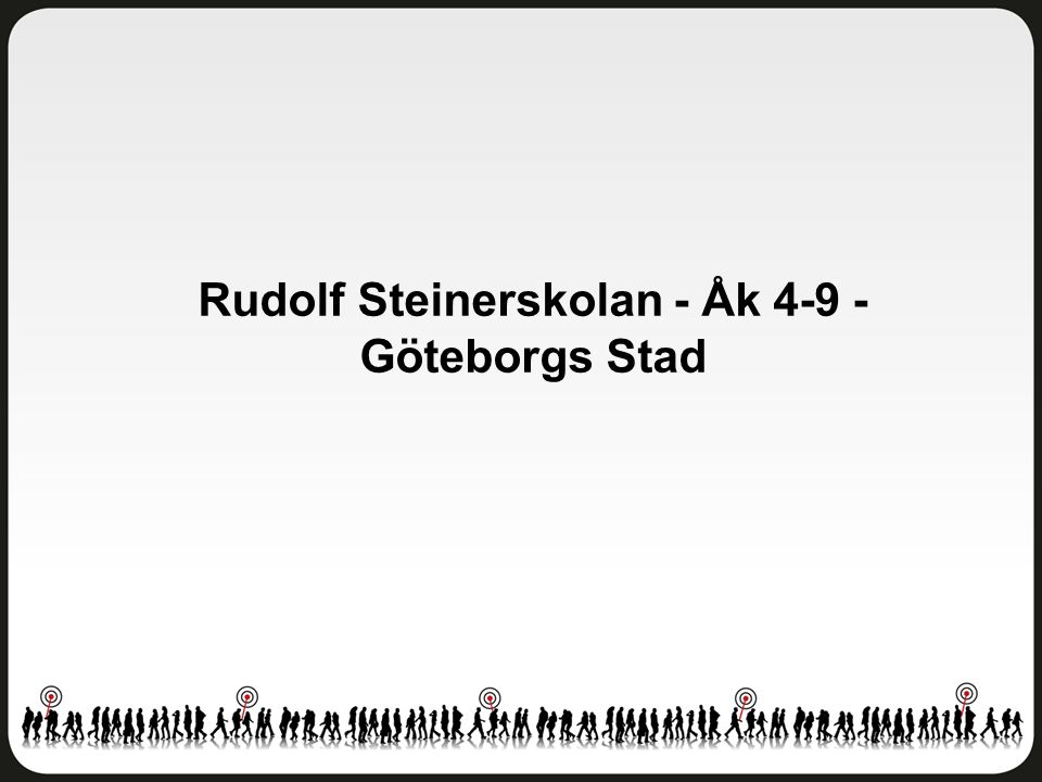 Rudolf Steinerskolan - Åk 4-9 - Göteborgs Stad