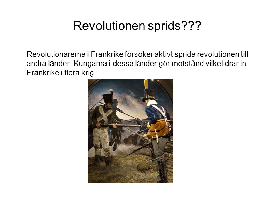 Revolutionen sprids??.