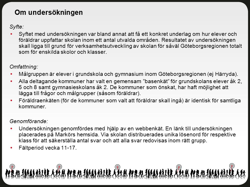 Helhetsintryck Donsö - Åk F-3 - Göteborgs Stad Antal svar: 70