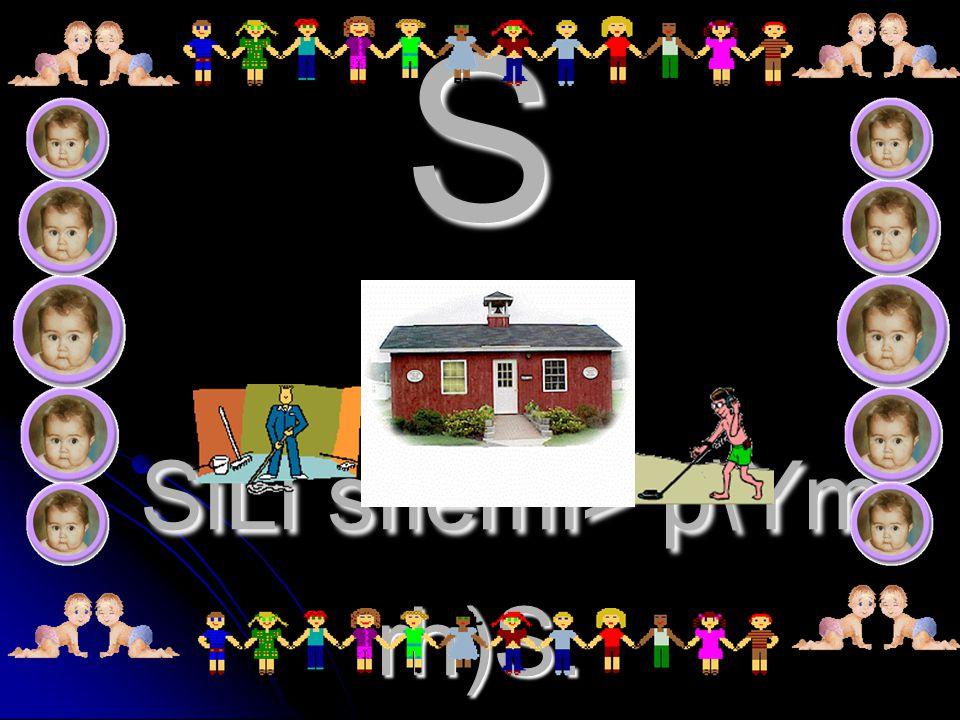 S SiLi sfiemi> p\Ym rh)S.