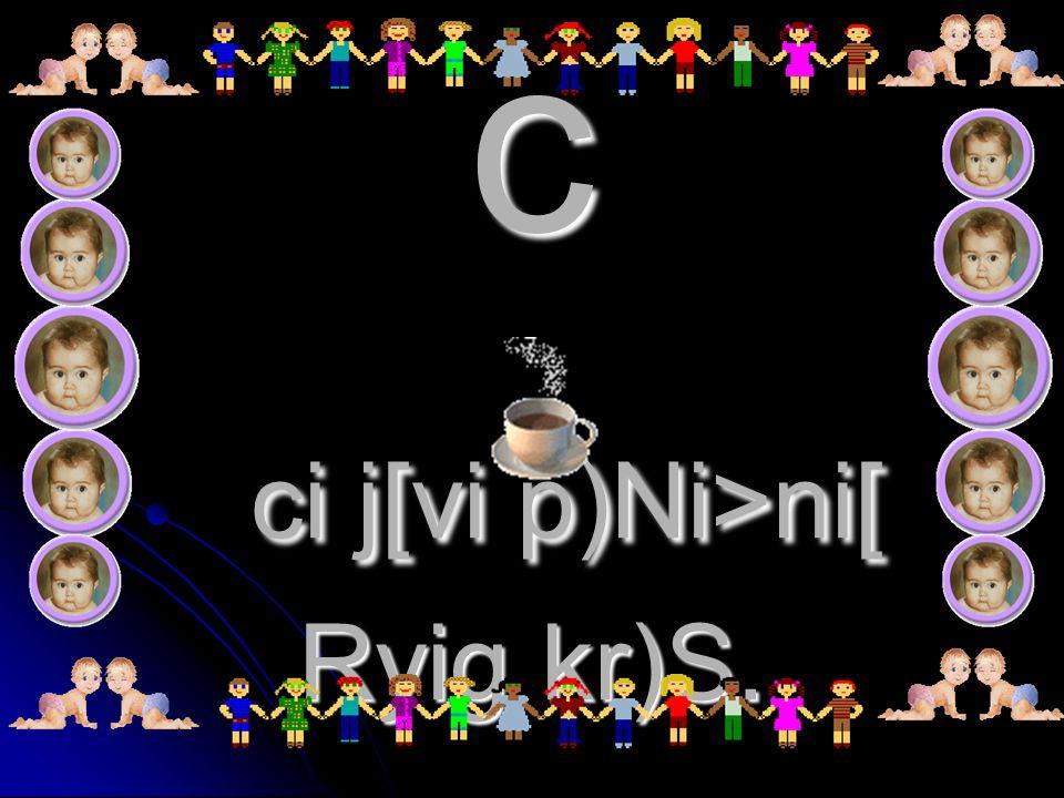 C Ci[Dn[ piN) pieS.