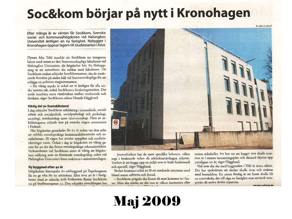 Maj 2009
