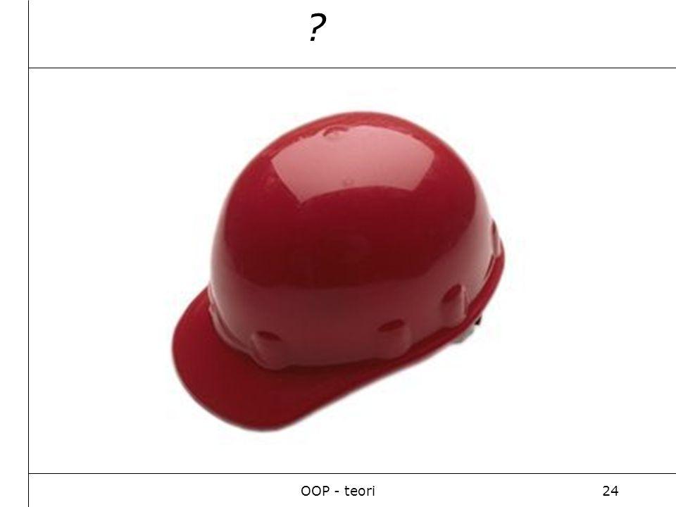 OOP - teori24