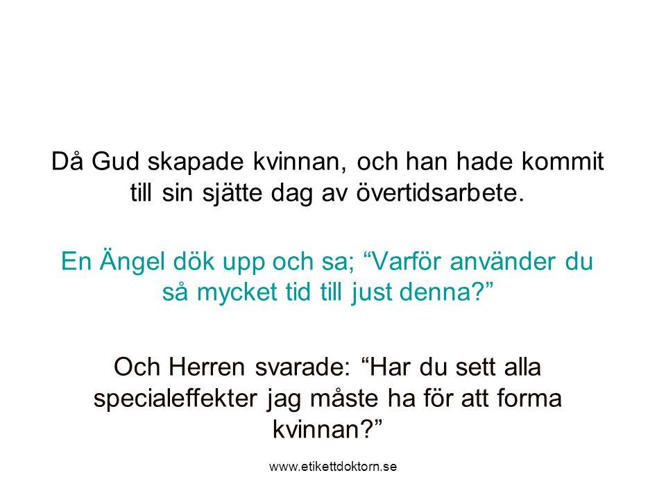 www.etikettdoktorn.se Deras hjärtan brister när en vännina dör.