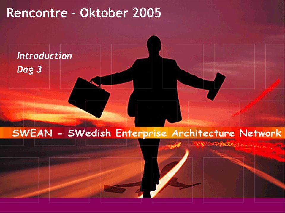 2015-06-01 IT-Governance Sida 2 Definition  Enterprise architecture Ett samverkande set av regler och modeller, vilka vägleder design och implementering av: –Processer –Organisatoriska strukturer –Informationssystem –Informationsflöden –Tekniska infrastrukturer inom en verksamhet (Dynamic Enterprise Architecture, how to make it work)