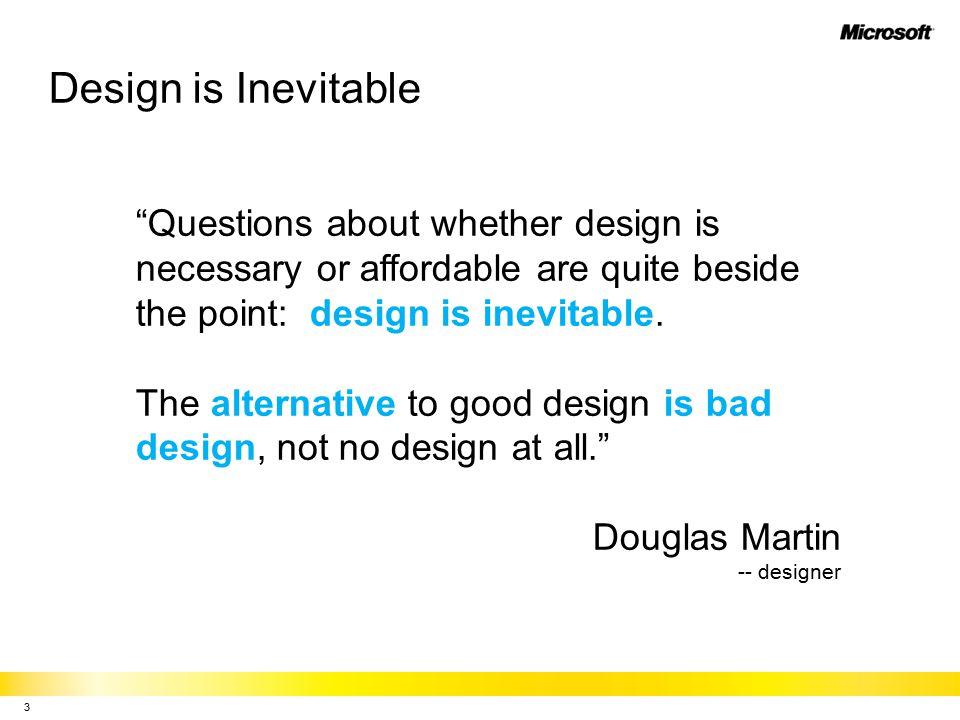 Design har betydelse Exempel på god design? Våra senaste tekniker och produkter