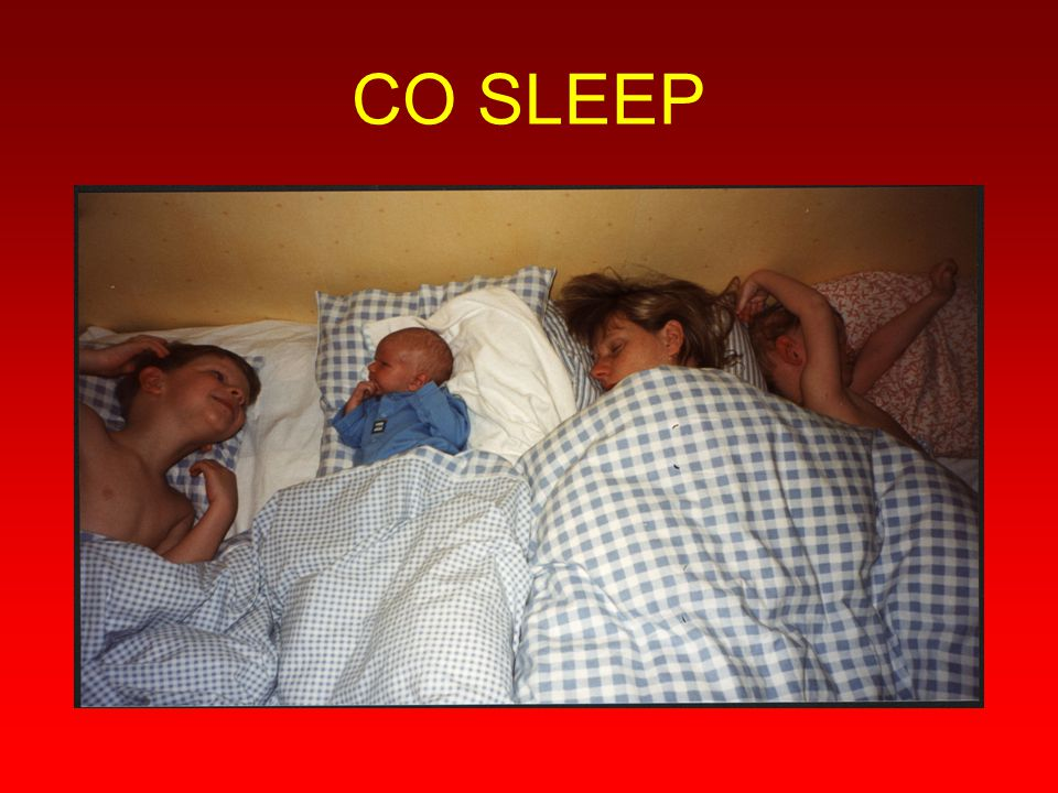 CO SLEEP