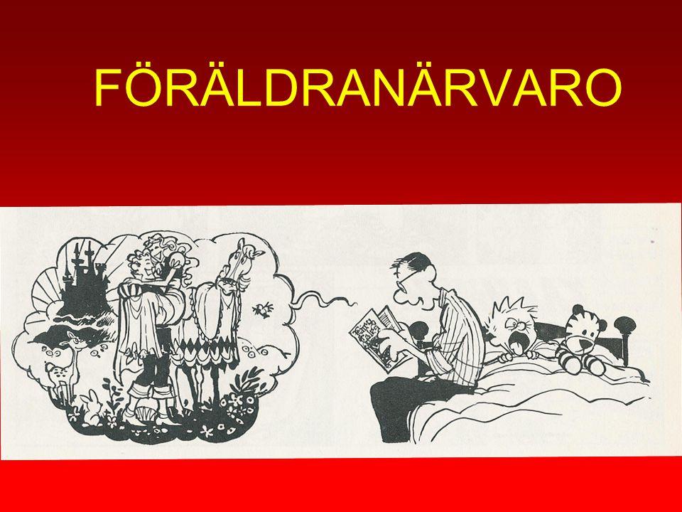 FÖRÄLDRANÄRVARO