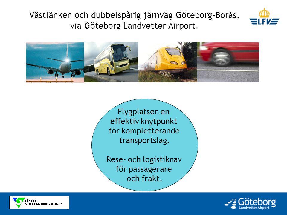 Västra Götaland Sveriges transport- och industriregion