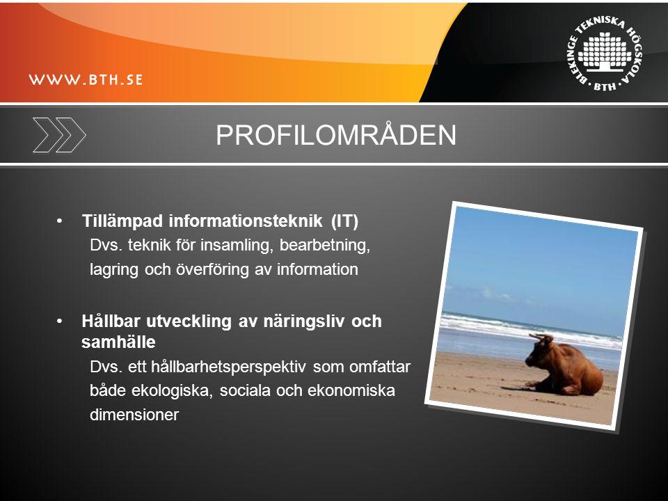 FÖRBEREDANDE PROGRAM Blekinge College och Yrkeshögskola Collegeår (30 hp + 400 gymnasiepoäng): För dig som vill prova på högskolestudier men behöver komplettera din behörighet Kvalificerade yrkesutbildningar (KY): anpassade efter dina och arbets- marknadens behov (80/90 KY-poäng) www.bth.se/bcy